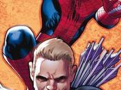 Sorties Comics mois Spider-Man
