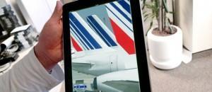 pilotes d'Air France bientôt équipés d'un iPad