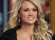 Premier baiser pour Carrie Underwood
