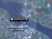 Hausse d'impôts Québec résidents fantômes Hawkesbury