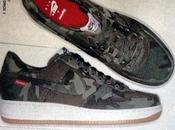 Supreme Nike Force Camo