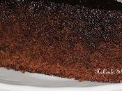 Gâteau chocolat sans gluten.