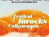 festival Inrocks 2012 bonheur plein oreilles