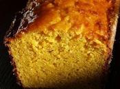 Cake automnal l'orange (avec p'tit d'Yuzu, tout même, mais sans gluten)