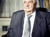 Syrie Walid al-Mouallem, l'homme fort Régime Assad était York. Toutes dépêches (01-10-2012)