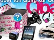 Qoqa opération Qbag Galaxy Note gagner