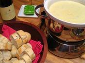 Fondue trois fromages l'Action grâces