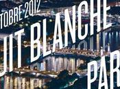 Nuit Blanche 2012 Paris