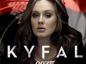 Adele chante pour James Bond Skyfall vous aimez
