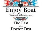 "ENJOY BOAT vendredi octobre ""DOCTOR DRU"" Berlin)"