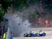 légende Schumacher Ratzenberger s'Imola