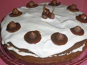 Gâteau pommes pour Journée Mondiale enseignants {Apple Layer Cake Teachers' Day}