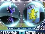 Tottenham-Aston Villa Présentation