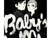 Baby's black what