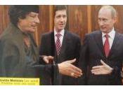 """Mireille Mathieu attaquer justice """"Capital"""" pour photo avec Poutine Kadhafi"""