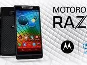 Motorola RAZR disponible chez