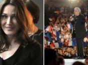 Carla Bruni-Sarkozy avec Enrico Macias prochain album chanteur
