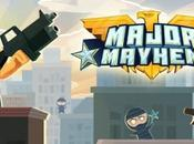 Major Mayhem Allez sauver votre girlfriend