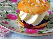 Scones Sirop d'érable Kiwi Framboise Chantilly Battle Burger