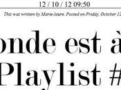 Monde Nous Playlist