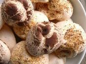 Dans cuisine meringues noisettes, amandes cacao
