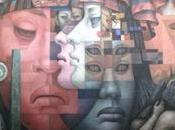 L'Amérique latine peinture murale
