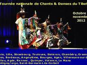 Spectacle Chants danses Tibet l'Himalaya novembre