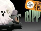 Rippy papercraft Desktop Gremlins