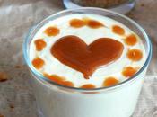 short trips Guérande Bake Salted Butter Caramel Cheesecake Jar) sauts puce Sans Cuisson Beurre Salé verrines)