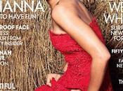 Rihanna dans Vogue Annie Leibovitz