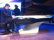Mondial l'Auto, Peugeot innove enchante avec piano