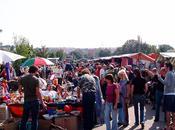 marché puces Mauerpark Berlin