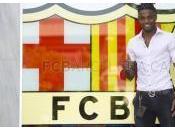 Barcelone Alexander Song Intégration réussie