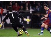 Barcelone David Villa Riazor peur