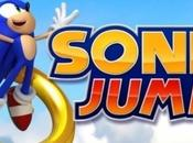 Sonic Jump, disponible votre iPhone...