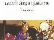 enfants madame Ming jamais Eric-Emmanuel SCHMITT