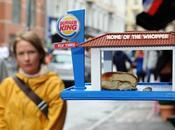 adorable restaurant Burger King pour oiseaux