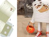 Mummy papercraft Disney Family