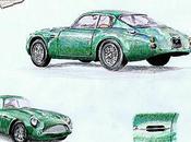 Aston martin gt.zagato .1961