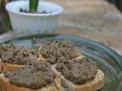 Crostini toscane recette bruschetta