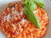 Risotto sauce tomate recette