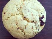 Cookies chocolat noir fleur d'oranger