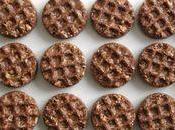 gaufrettes complètes cacao céréales