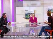 Clash entre Jean-Luc Mélenchon Renaud Dély Arte (vidéo)