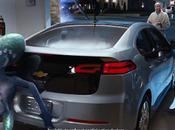 Chevrolet Volt aliens courant