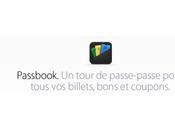 Passbook, carte cachée d'Apple