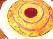 recette Gâteau d'anniversaire crèmes soufflées