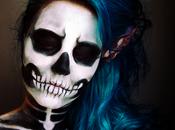 meilleurs tutos makeup pour Halloween