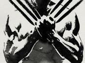 Wolverine Superbe première affiche l'encre Chine