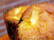 Lendemains D'Halloween... Muffins Citrouille Pommes Fondants Souhait!
